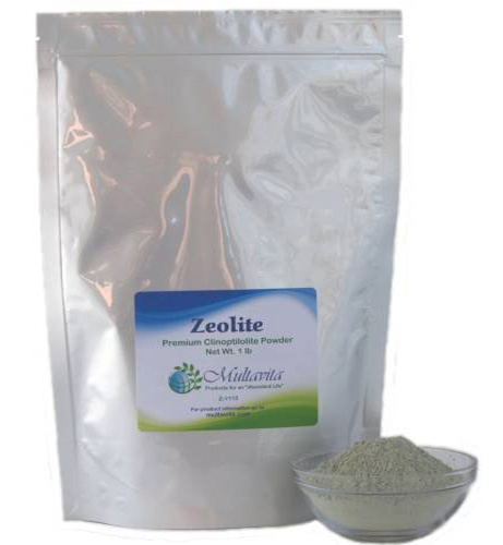 zeolite water softening process