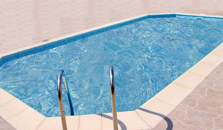 Swimming pool water problems