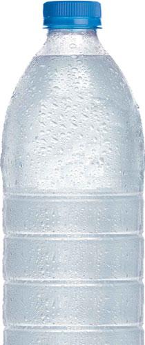 bubbles in bottled water